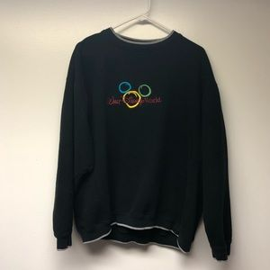 Walt Disney World Mickey Crewneck
